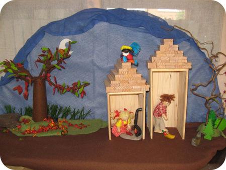 Sinterklaas op de seizoenstafel