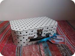 Koffertje voor bruidsmeisje