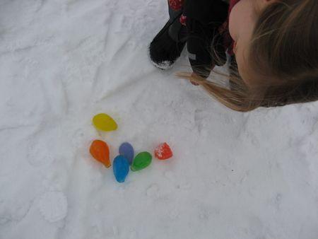 Foto's nieuwe huis, sneeuw, taartje 712